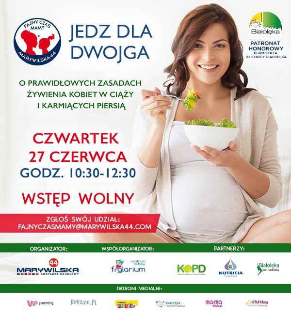 Jedz dla dwojga_FAJNY CZAS MAMY_