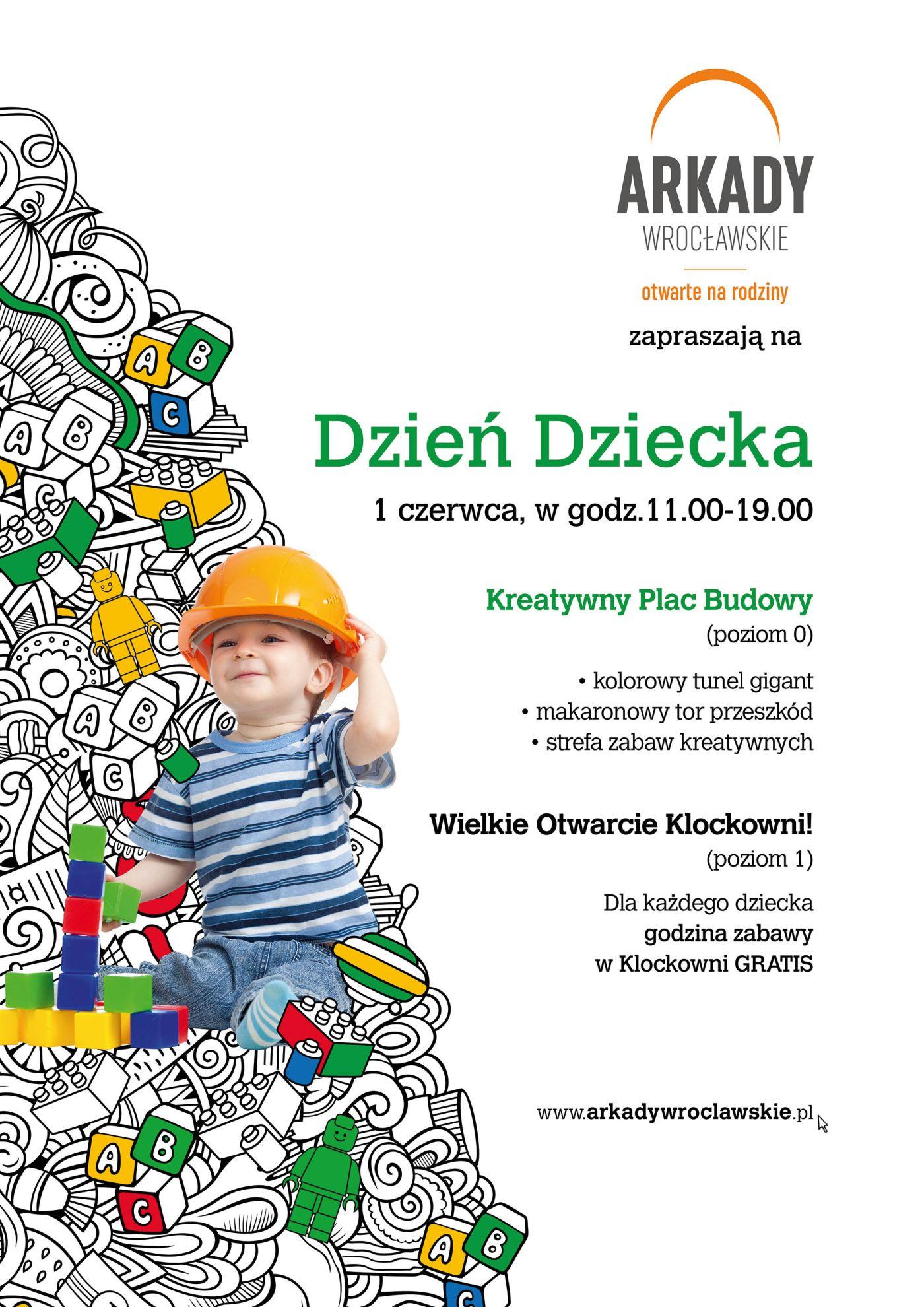 Kreatywny Plac Budowy w Arkadach Wrocławskich