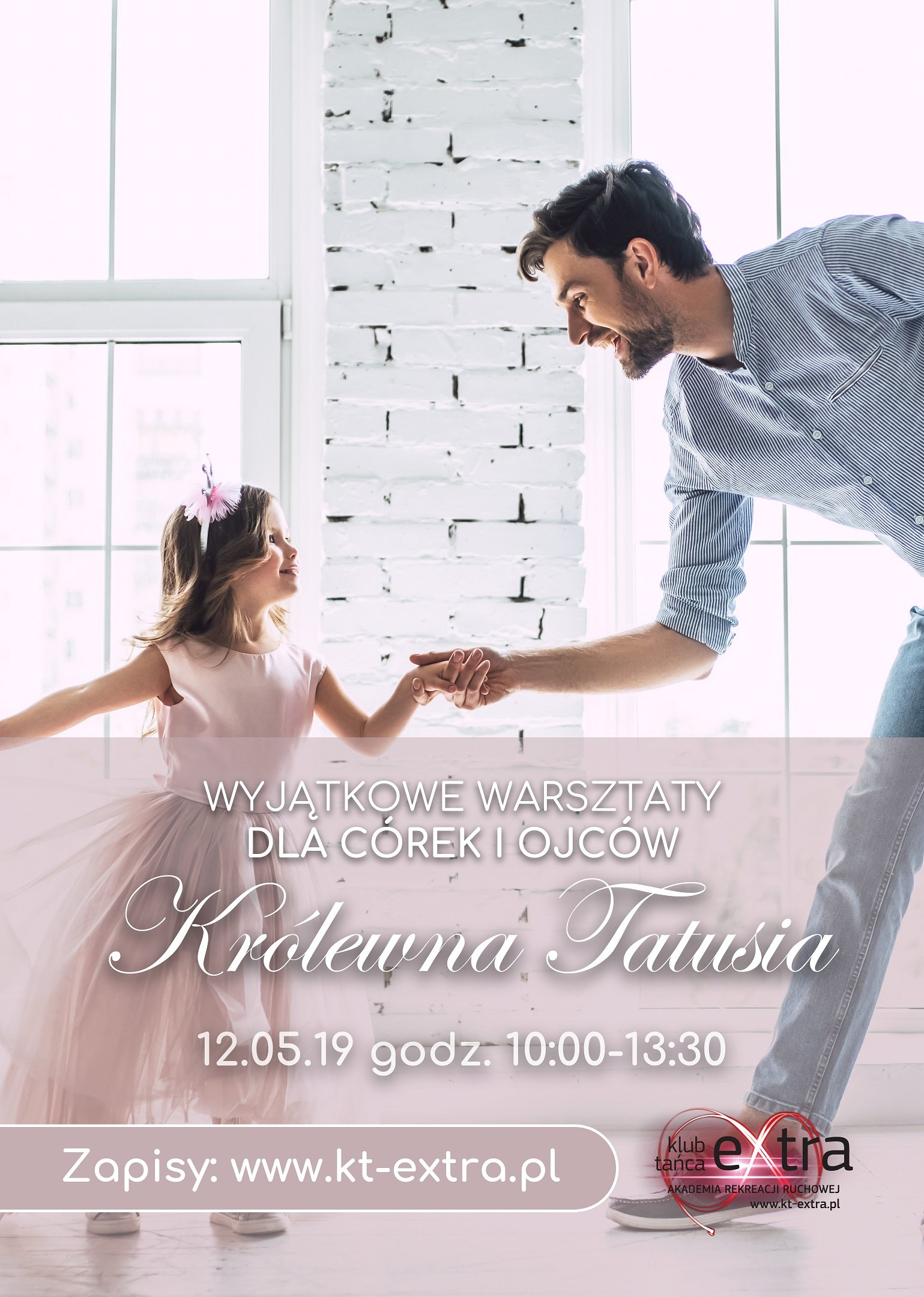 Królewna tatusia – warsztaty dla Ojców i Córek