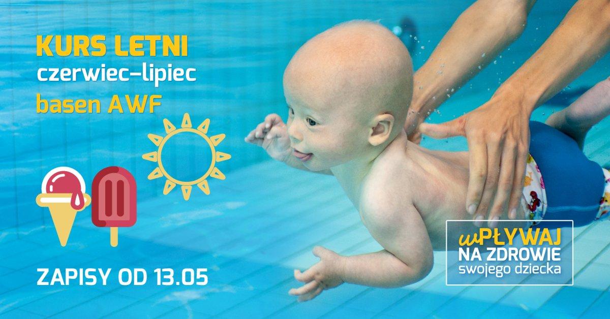 Zapisy na kurs pływania - Lato 2019