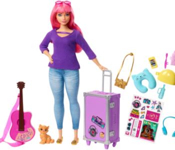 Lalki Barbie Dreamhouse Adventures (2)