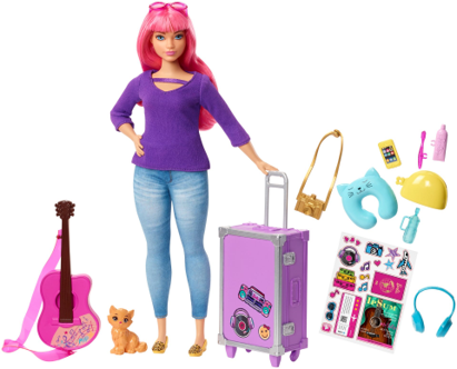 Lalki Barbie Dreamhouse Adventures (2)