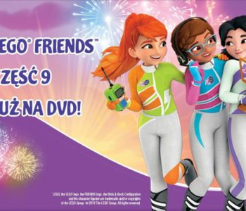 LEGO Friends DVD