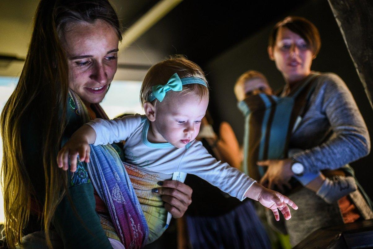 Poznański Tydzień Rodziny – Oprowadzanie z przewodnikiem dla rodziców z najmłodszymi