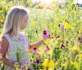 Zagadki dla dzieci o kwiatach