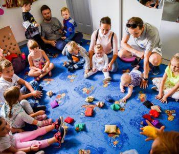 Zapisy na zajęcia gordonowskie (Gordonki) w Kuźni Talentu (dzieci 1-3)