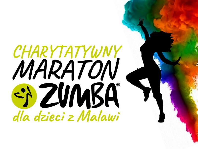 Charytatywny Maraton Zumba Fitness dla Dzieci z Malawi. Katowice