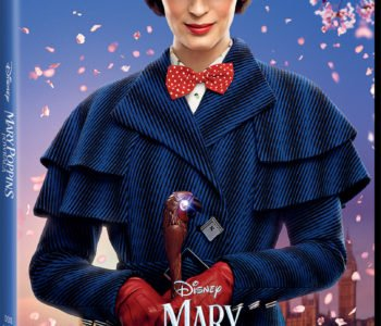 Mary Poppins Powraca DVD 3D
