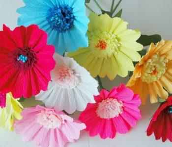 Kwiatki na dzień matki – warsztaty. Tychy