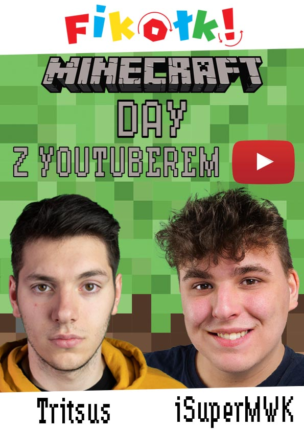 Minecraft Day w Fikołkach!
