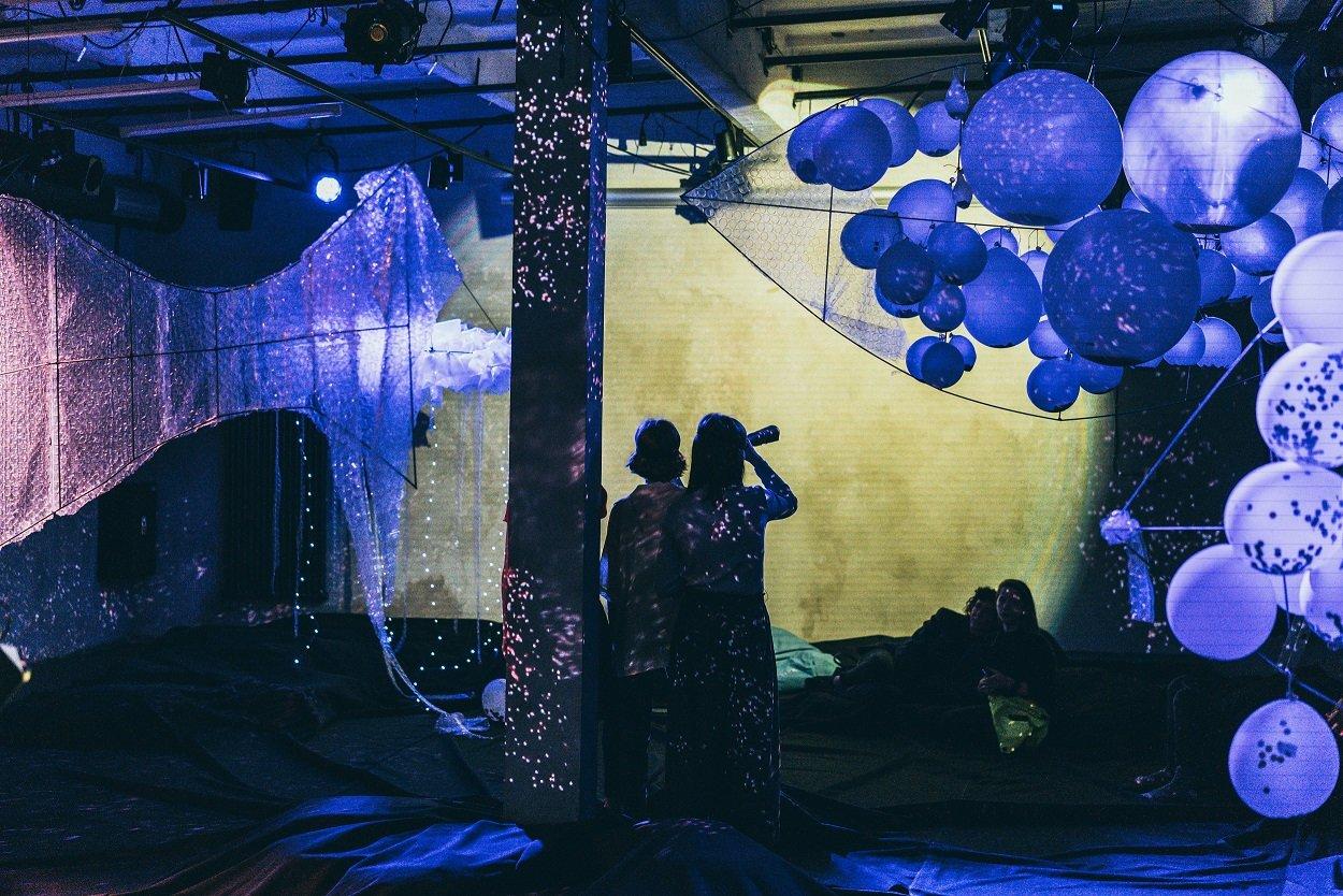 Premiera multimedialnego koncertu na Dzień Dziecka: Morze w Nowym Teatrze