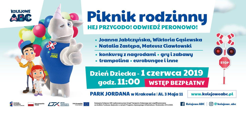 Nawigacja wiadomościWiadomość 4 z 11 Poprzednia Następna change-formatchange-format Temat: Piknik rodzinny w Krakowie - moc atrakcji na Dzień Dziecka!