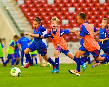 Profesjonalne obozy piłkarskie