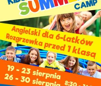 Angielski dla 6-latków – przygotowanie do szkoły