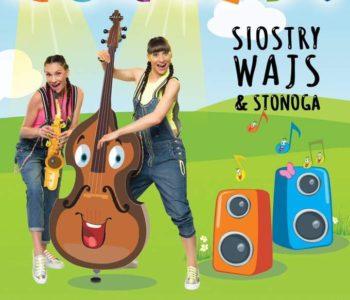 Siostry Wajs & Stonoga – Koncert Uśmiechnięte Dźwięki