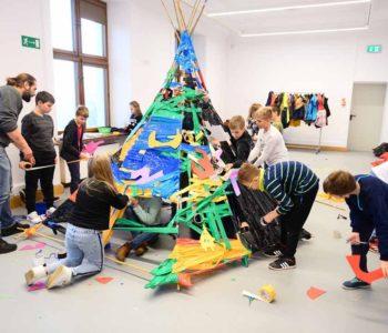Dotknij sztuki – wystawa dla dzieci