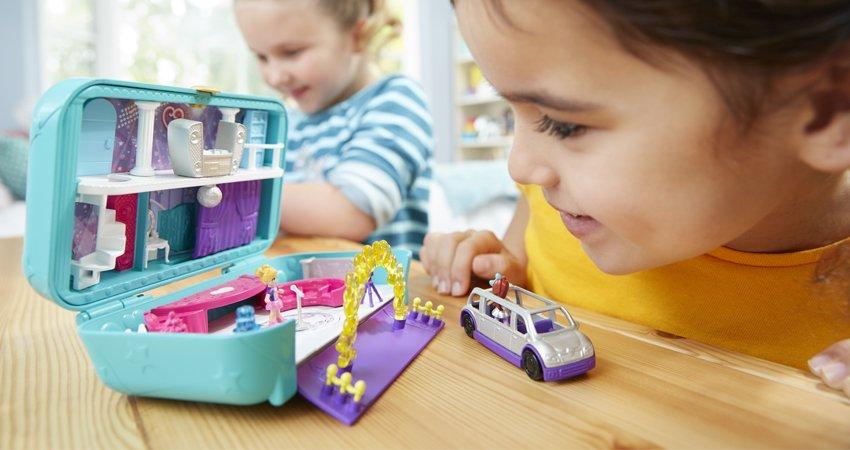 Konkurs – Mały świat i wielkie przygody laleczek Polly Pocket