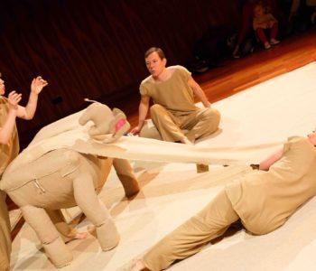 Teatr Atofri: Słoń Trąbibombi