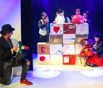 Teatr Miejski w Gliwicach: Magiczny Dzień Dziecka z Malutką Czarownicą