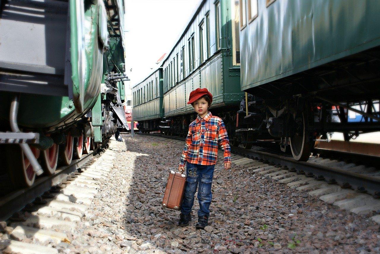 Zadbajmy o bezpieczeństwo dzieci na kolei