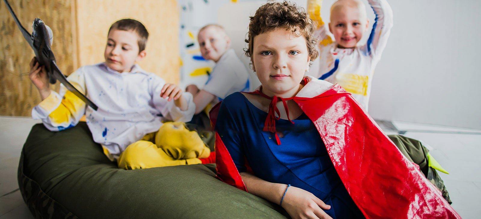 Bezpłatne turnusy dla dzieci walczących z chorobami nowotworowymi