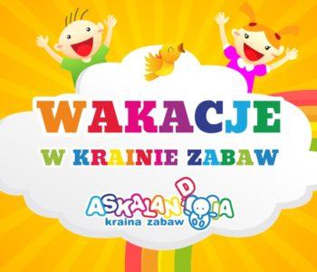 Półkolonie 2019 – Wakacje w Mieście – Gorzów Wlkp.