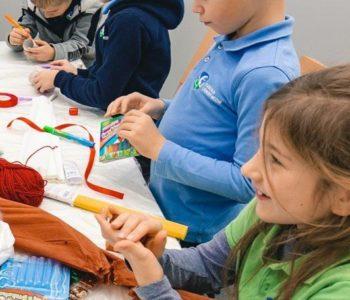Dzień Dziecka w FINA: Warsztaty kreatywne