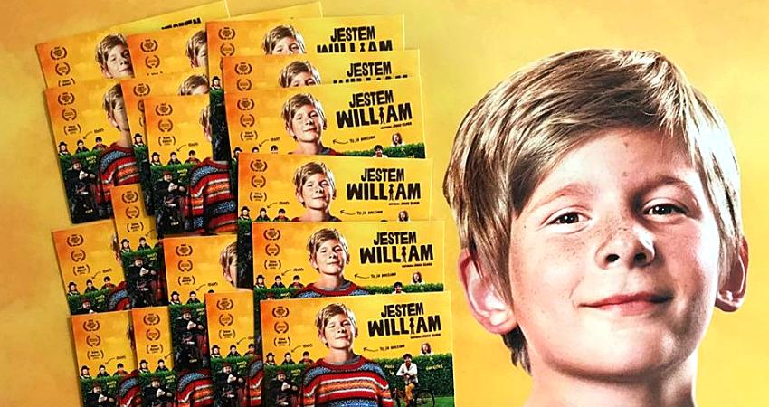 Wygraj zaproszenia do kina na film Jestem William