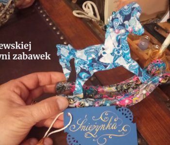 W królewskiej pracowni zabawek – warsztaty kreatywne