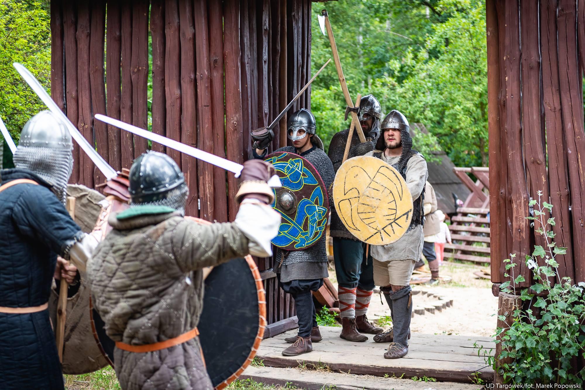 Kiedy Bródno Było Grodem Piknik średniowieczny Atrakcje