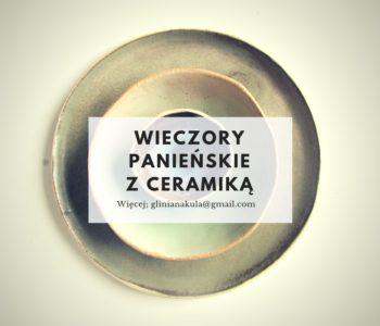 Wieczory panieńskie z ceramiką