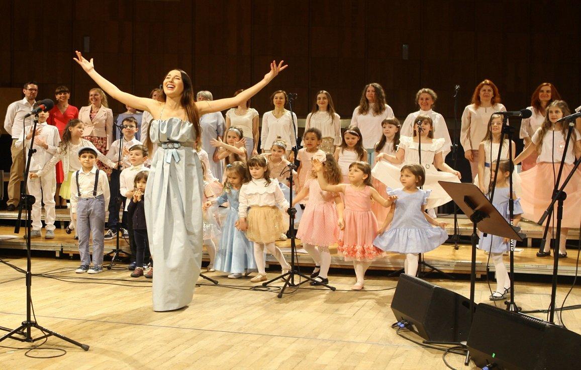 Koncert nie tylko dla dzieci: Śpiewajmy z Agatą Steczkowską. Piosenki świata