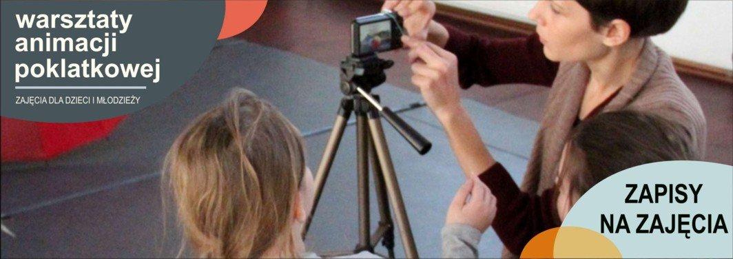 Rekrutacja - zajęcia filmowe