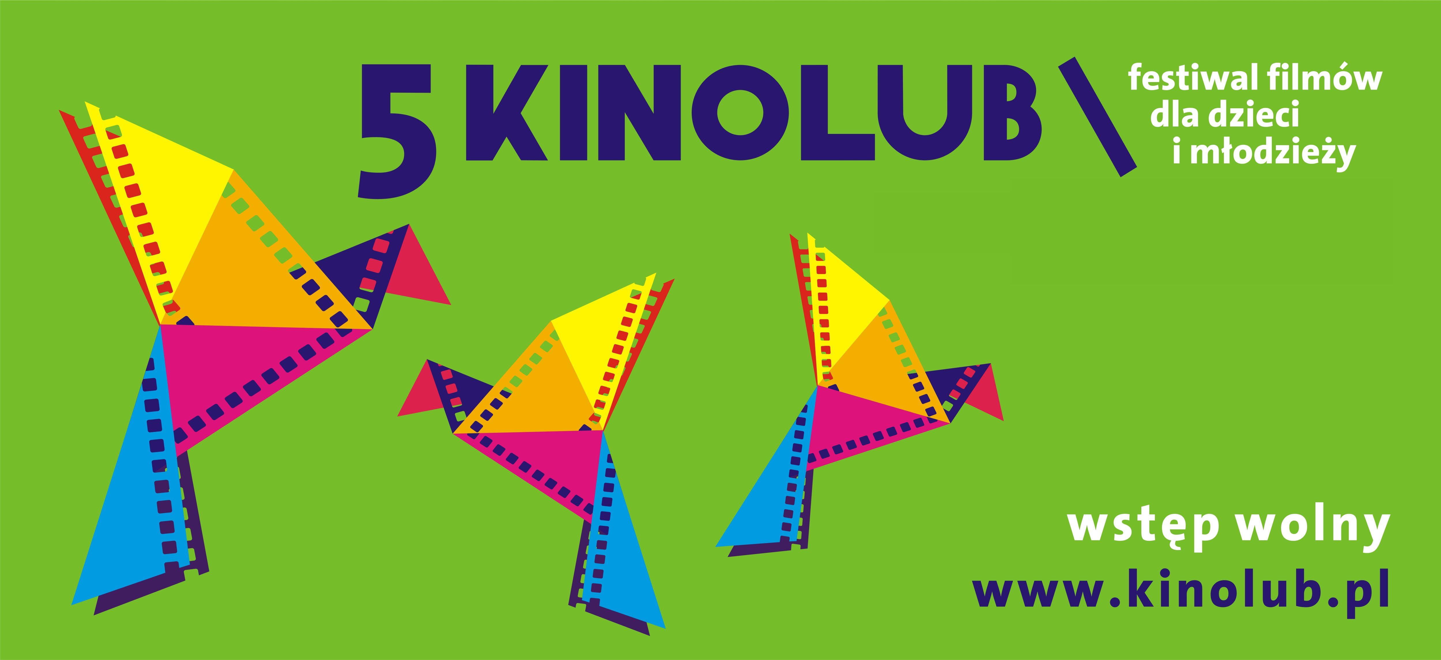 5. Festiwal Kinolub – Filmowe święto dzieci i młodzieży