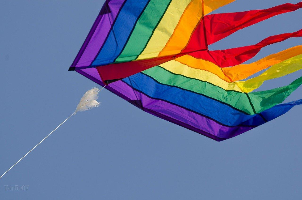 Kolorowe latawce - warsztaty