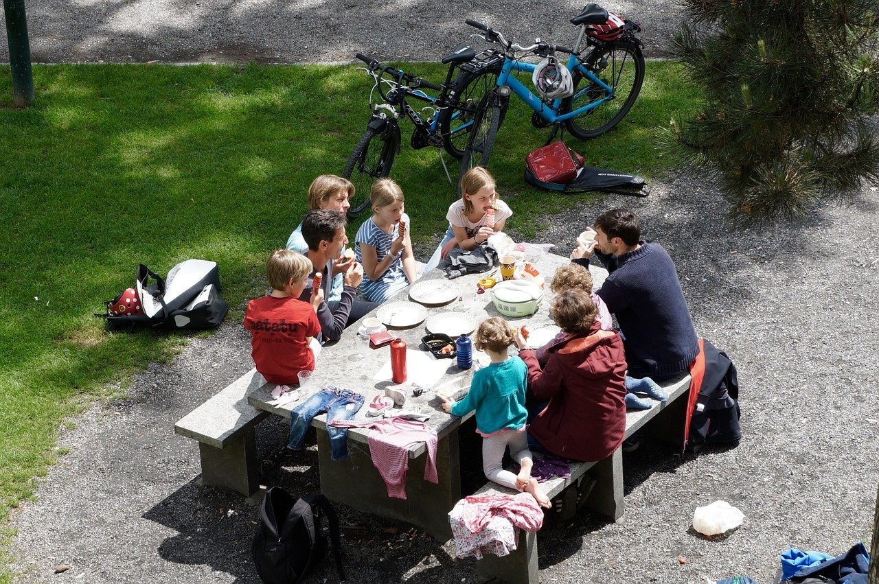 Piknik nie tylko z książką