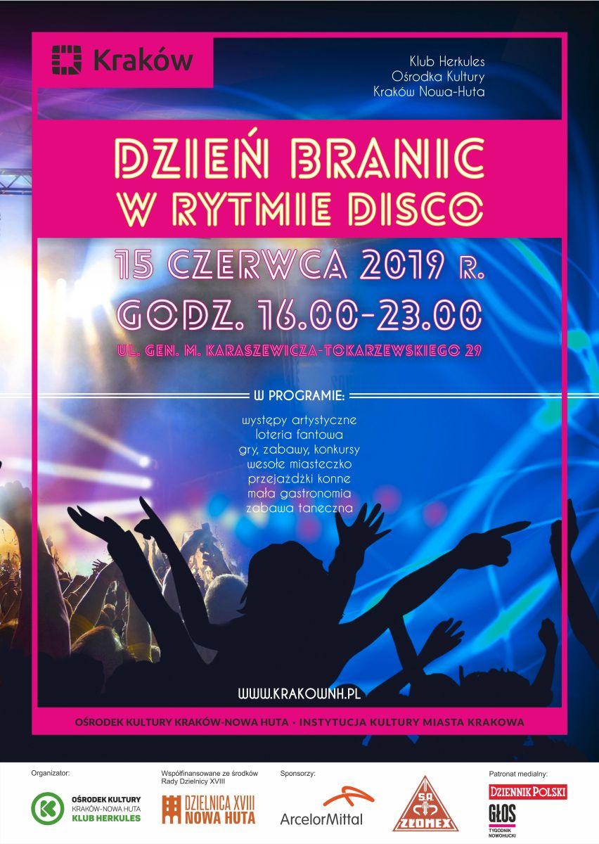 Dzień Branic w rytmie disco