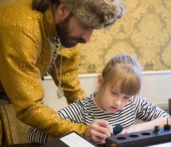 Otwarte warsztaty kaligrafii dla dzieci i dorosłych