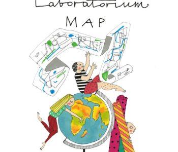 Laboratorium map