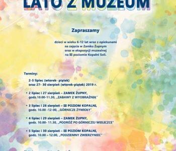 Lato w Muzeum 2019