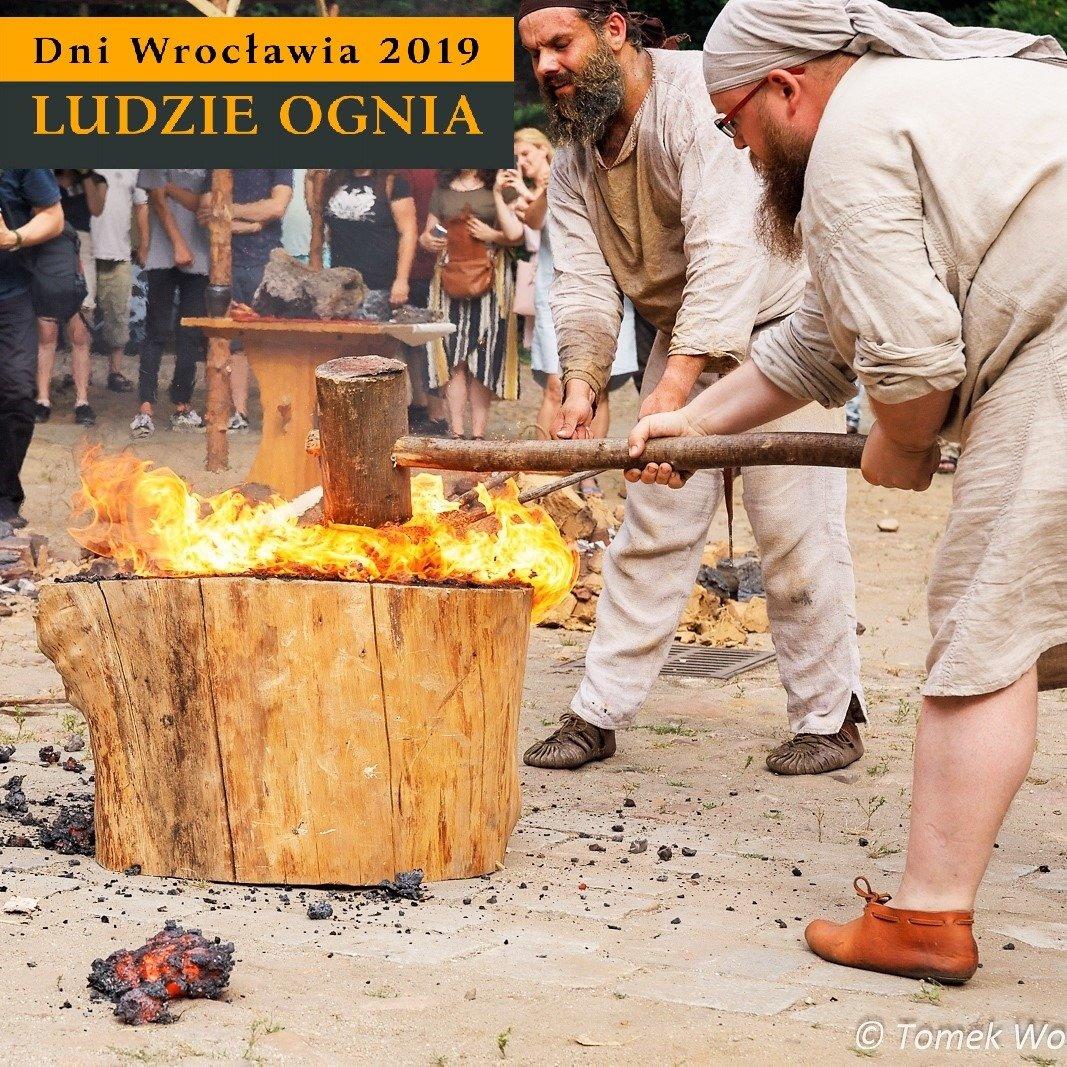 Atrakcje dla dzieci i rodzin Wrocław 2019 - festyn Ludzie ognia