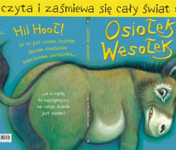 Osiołek Wesołek. Premiera książki