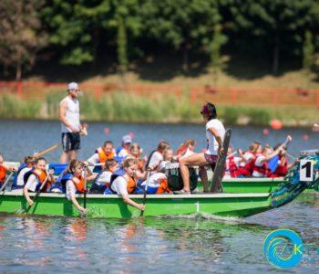 Smoki zawładną Maltą! Poznań Canoe Challenge i Poznańskie Dragony