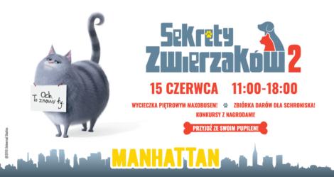Sekrety Zwierzaków – FB Event