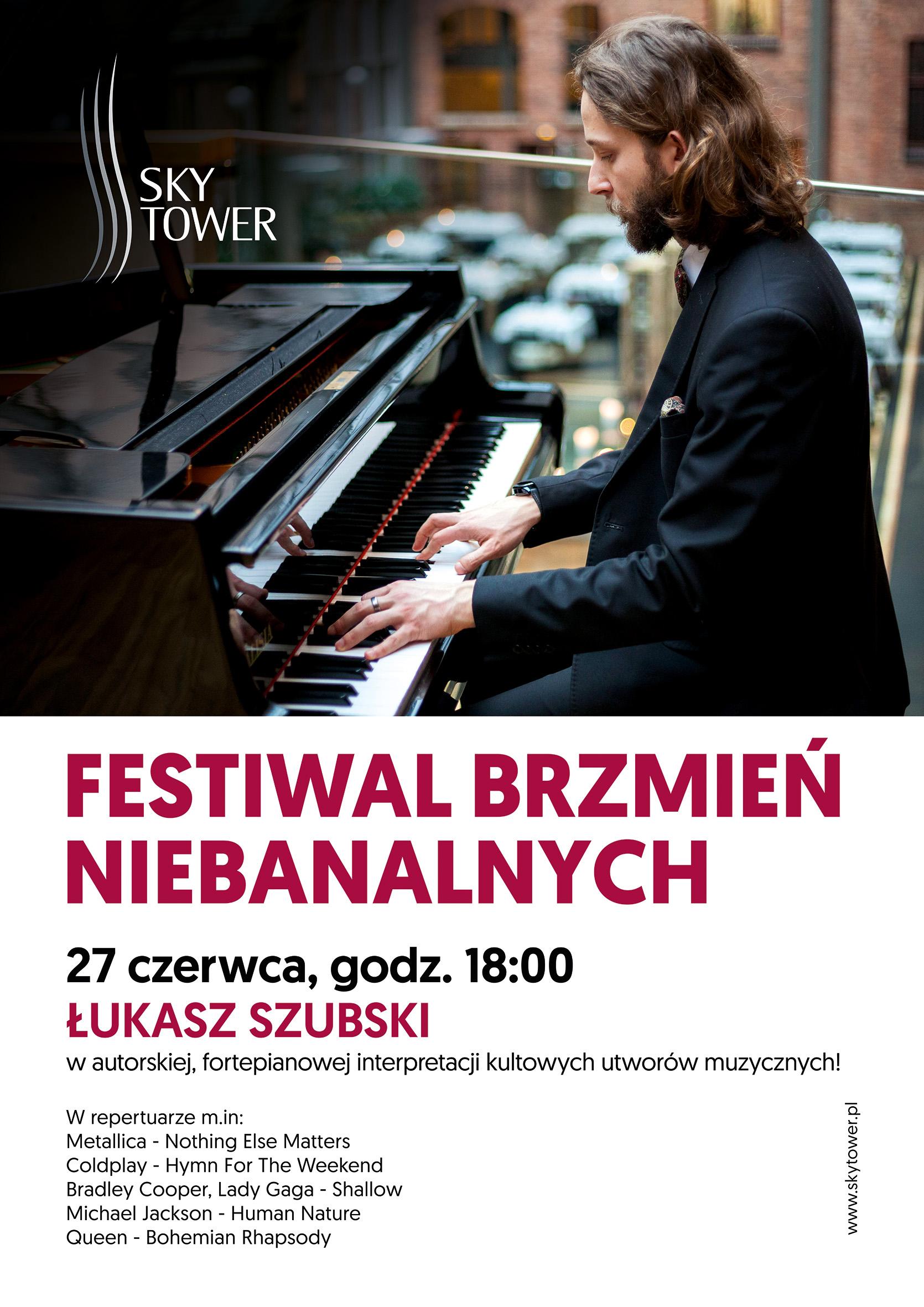 Festiwal Brzmień Niebanalnych w Sky Tower