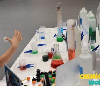 Półkolonie w Laboratorium Młodych Chemików!