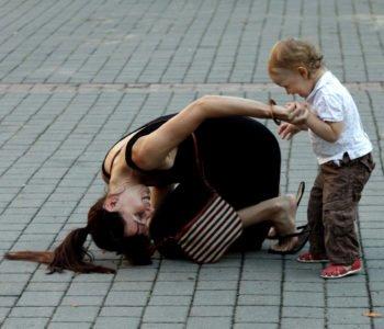 Rodziny w ruch! – taneczne warsztaty dla maluszków i rodziców