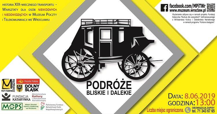 Podróże bliskie i dalekie - historia 19-wiecznego transportu