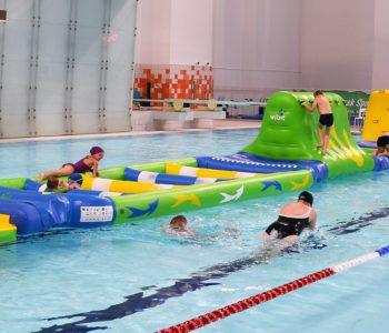 Wakacje na basenie w Łodzi
