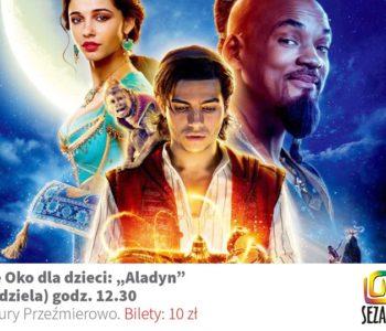Kino Zielone Oko dla dzieci: Aladyn